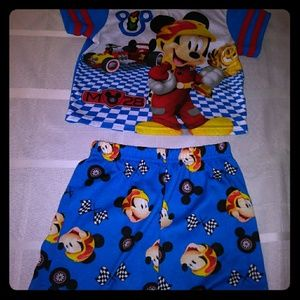 Boys pajamas set of 5